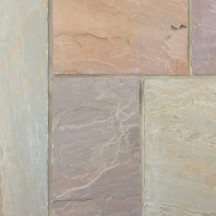 Cleaning Marshalls Autumn Bronze Multi Fairstone Riven Harena Sandstone