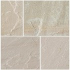Sealing Riven Natural Sandstone